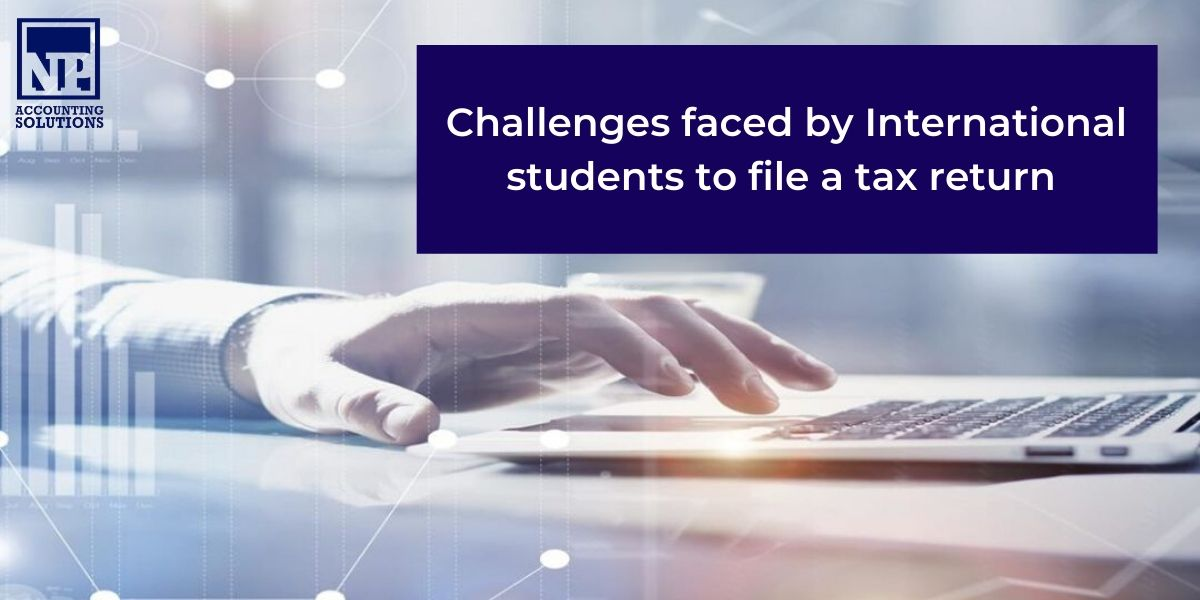 Challenges-faced-by-International-students-to-file-a-tax-return